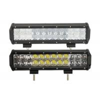 Quality Stainless Steel Brackets 5D LED Driving Light Bar , 42 / 52 Inch LED Light Bar for sale