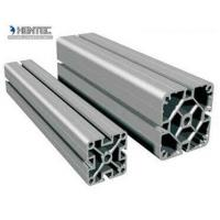 Quality AA10 - 20 UM 6082 6060 6063 extruded aluminum beams electrophoresis , PVDF coating for sale