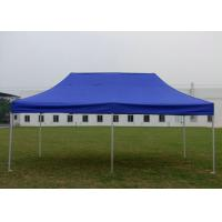 Quality Aluminum Frame 3x6 Pop Up Gazebo Tent Trade Event Display Canopy With Logo Print for sale