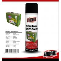 Buy Safe Industrial Cleaning Products , Car Window / Paste Sticker Remover Spray at wholesale prices
