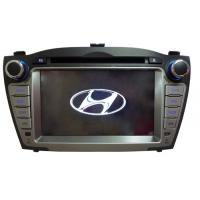 Quality FM, AM 3G USB AMP 6 CDC, PIP, Steering Wheel Hyundai IX35 DVD Player For Vehile Series ST-8701 for sale