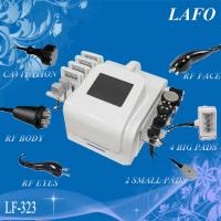 Quality 5 in 1 portable cavitation rf lipo laser reduce fat for sale