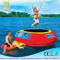 Quality Hansel good sell inflatable indoor pool water game for sale