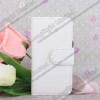 China Folio Stand PU Leather Wallet Case For iPhone 5 on sale