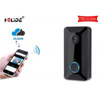 Quality 140 Degree Wireless WiFi Doorbell Camera HD 720P GC1054 CMOS Sensor Night Vision for sale