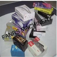 Buy Pop Up Foil Paper Extraction Folding Machine With Automatic Feeding Folding And Forming at wholesale prices