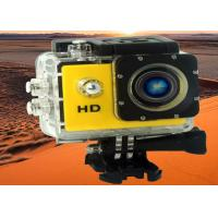 Quality touch Screen Waterproof 10M underwater action camera for sale