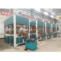 Quality Eco Friendly Molded Pulp Machine / Fully Automatic Industrial Packing Line for sale