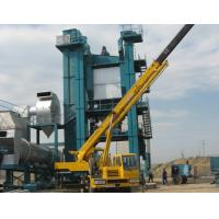 Quality 180t / H Belt Mobile Asphalt Drum Mixing Plant , 160tph Capacity Batching Plant Equipment for sale