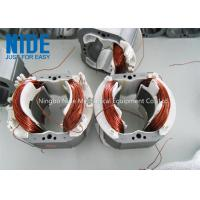 Buy Full Automatic Stator Winding Machine with Two Working Station Two Poles at wholesale prices
