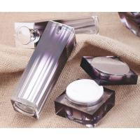 Quality 1oz 30ml square  face eye creamcosmetic acrylic  jar for sale