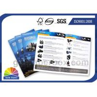 Quality Full Color Custom Magazine Printing Services with Art Paper / Coated Paper / Fancy Papers for sale
