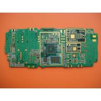 Quality Non halogen FR4 10 Layer PCB Board Prototype for Cell Phone / Medical / Electronic for sale
