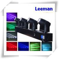 Quality Color Change LED Beam Moving Head Light For Flow Performance / Bars , 4 Head Light for sale