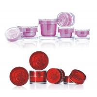 Buy empty 15g 30g 50g 100g 200g  luxury cosmetics cosmetic jar  packaging at wholesale prices