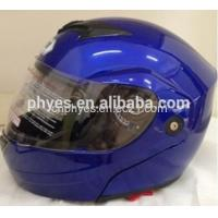 Buy cheap Smart Double Visor Flip Up Bluetooth Helmet with DOT Certificate from wholesalers