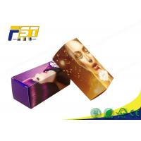 Buy cheap Full Color Printing Colored Corrugated Mailing Boxes 350gsm Bio - Degradable from wholesalers