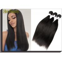 Buy 100G Virgin Peruvian Hair Extensions , Silky Straight Human Hair at wholesale prices