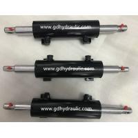 Quality Double End Cylinder,double rod, steering type hydraulic cylinder. for sale
