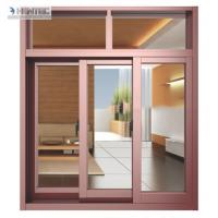 Buy 2.0 MM Thick Champagne Anodized Aluminum Door Extrusions For Silding Door / at wholesale prices