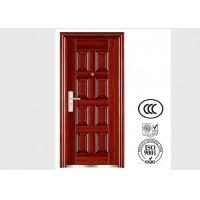 China Walnut Wood / Beech Hotel Room Door Surface Painting Sound Proof Highly Endurable on sale