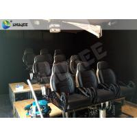 Quality High Definition Projector Digital Theater System Motion Seats for sale
