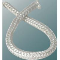Quality White Round Fiberglass Braided Rope, Fiberglass Products for sale