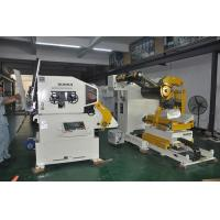 China Pneumatic Feeder Steel Plate Straightening Machine Stainless Steel Stamping Parts on sale