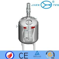 Quality Commercial Biodiesel Processor Glass Pressure Reactor For Resins / Adhesives for sale