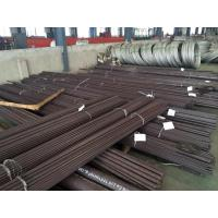 Quality Black Surface Stainless Solid Steel Bar Grade F321 / 316l Flat Steel Bar for sale