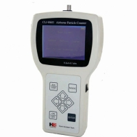 Quality Rechargeable Li Ion Battery Ft3 M3 Handheld Particle Counter for sale