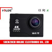 Quality Mini 4K Wifi Action Camera 2 Inch LTPS LCD Display Ultra HD MDV816 for sale