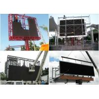 China Outside Outdoor SMD LED Screen Rental 2R1G1B Seamless Splicing Long Lifespan on sale