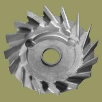 Quality Pitched blade open turbine impeller for sale
