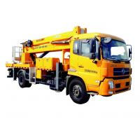 Quality 3 persons Operating Height 32m Boom Lift Truck XZJ5160JGK for sale