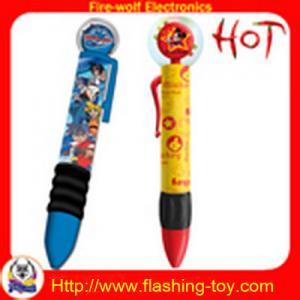 China Flash ball pen on sale
