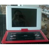 Quality 14 Inch Portable DVD Player of Rotatable LCD TFT Screen for sale