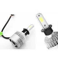 360 Degree COB LED Headlight Bulbs 72 Watt 8000LM S2 H3 LED Headlight Kits