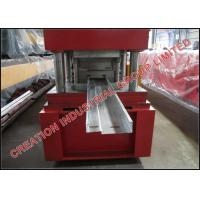 Quality Adjustable Auto Galvanized Steel Door Frame Roll Forming Machine for sale