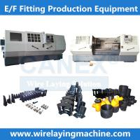 China CX-160/400ZF HDPE Electrofusion Wire Laying Machine -electrofusion winding machine on sale