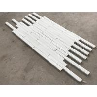 Buy cheap Long Size Extruded White Brick Veneer For Outside And Inside Wall Decoration from wholesalers