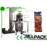 Buy cheap Auto Vertical Form Fill Seal Packaging Machines 400g Nuts Packing from wholesalers
