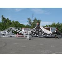 Quality Alloy Aluminum Stage Lighting Truss For Abnormity Concert Truss for sale