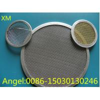 Quality 40 micro Singel layter  Stainless Steel Disc Filter Screen mesh for sale