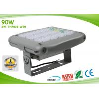 Quality 2700k - 6500k Square 90w Led Flood Light 90 Pcs Bridgelux Outdoor Led Flood Lighting for sale