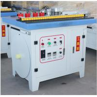 Quality hand portable corner scm abs plywood edge banding cutting machine for sale