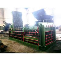 Quality Scrap Baler Machine For Leftover Metals / Copper / Aluminum Y81Q - 200 for sale