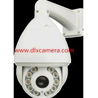 Quality Outdoor Weather-proof 1920x960P 1.3Mp IP PTZ High speed Dome Camera IR range 100M 10pieces IR LEDs for sale