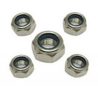 Buy Go Kart DIN Stainless Steel Bolts and Nuts / NYLON LOCK NUT at wholesale prices