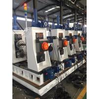 Quality Welded Square Tube Mill Electric Control With Thickness 5.0mm BV Certification for sale